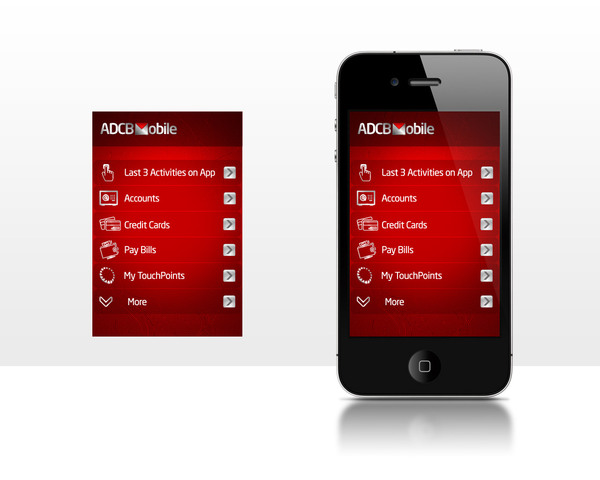 how to change mobile number in adcb bank