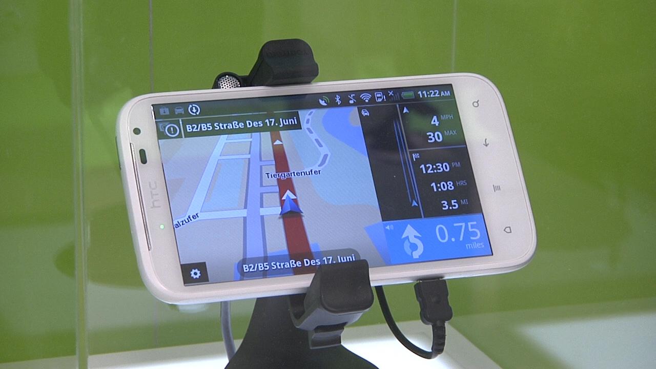 tomtom announces navigation app for android. Black Bedroom Furniture Sets. Home Design Ideas