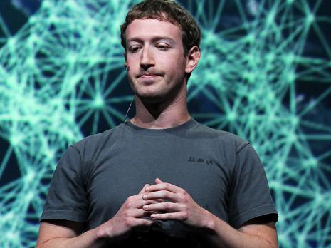 Zuckerberg was just 19 when he started Facebook.