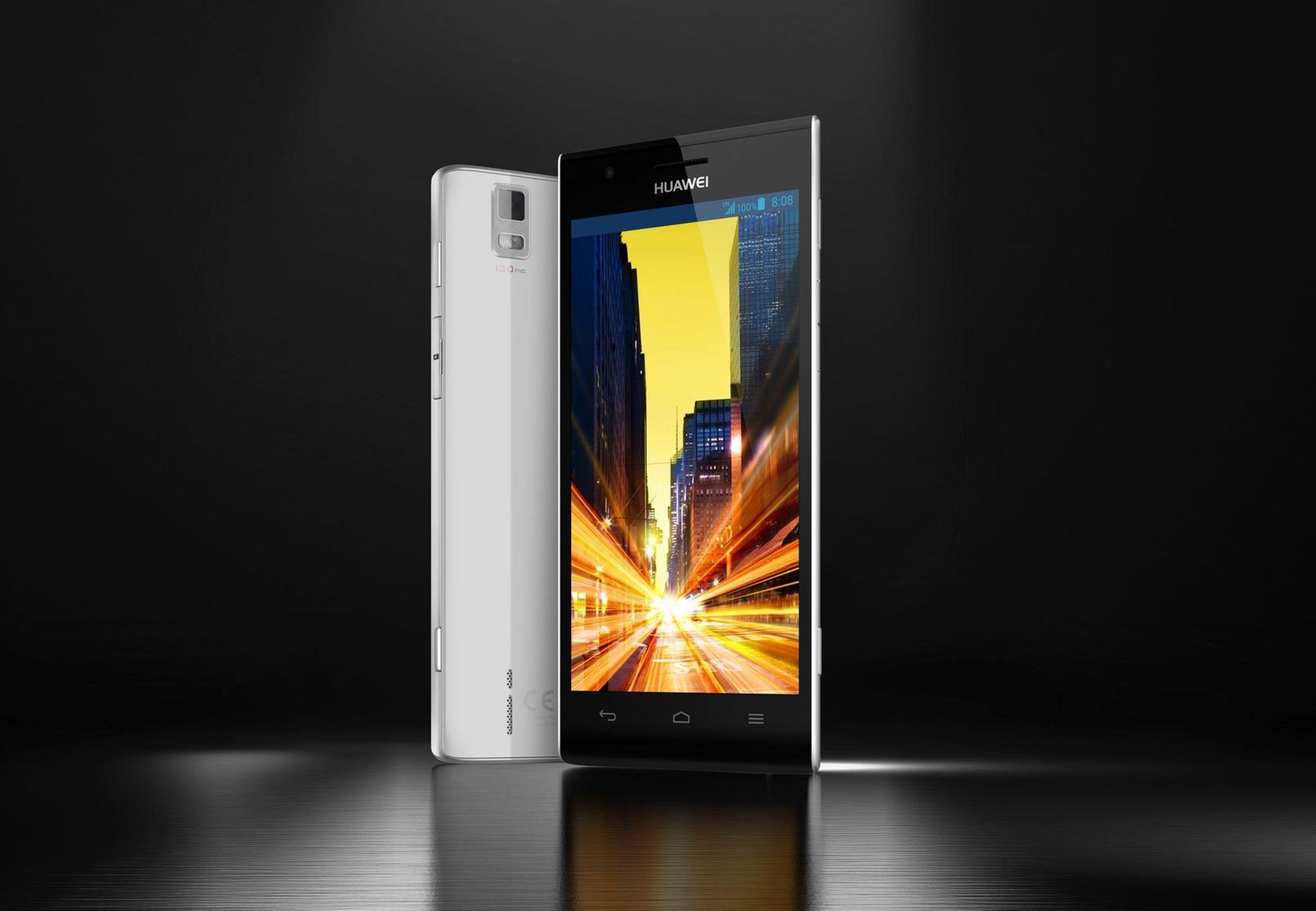 Huawei unveils 'world's fastest smartphone'