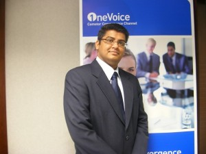 Renton D'Souza, Divisional Director, Comstor Middle East
