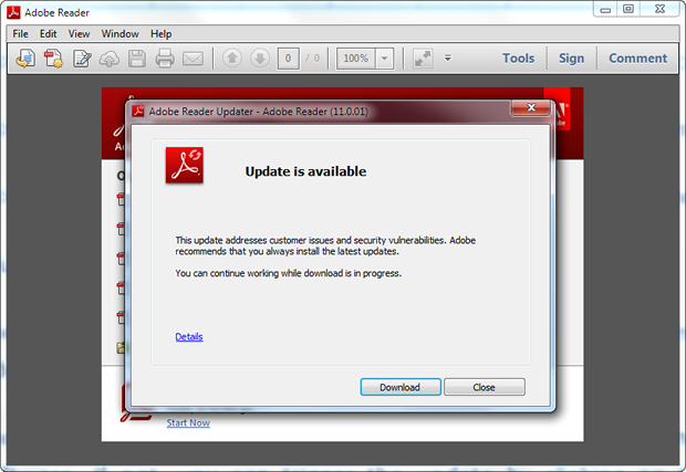 Mcafee spots adobe reader pdf tracking flaw computer news middle