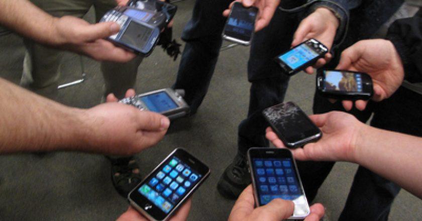 five, smartphone, mobiles, Gartner