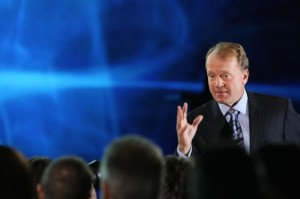 John Chambers CEO of Cisco