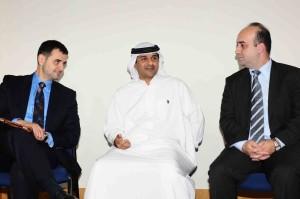 SAP, Emirates NBD, ADCB