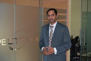 Anand Choudha, Managing Director, Spectrami