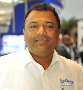 Prramhod Shetty, Regional Sales Director, Brams