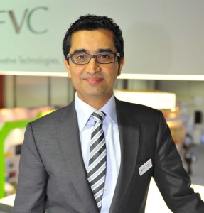 Dharmendra Parmar, General Manager, Marketing, FVC