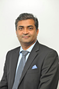 Jatin Sahni, Vice President, Large Enterprise and Business Solutions, du