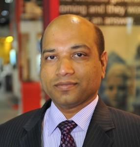 Zakir Lokare, Regional Director –MEA, Meru Networks