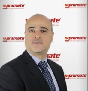 Jihad Youssef, General Manager, Promate Technologies Middle East & Africa
