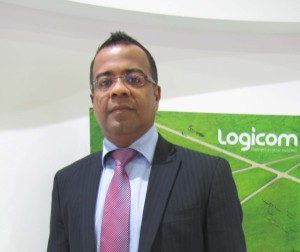 Sajith Raj, GM, Logicom Dubai