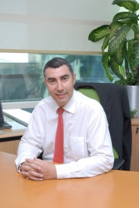 Thierry Chamayou, Vice President, Middle East & Africa IT Business, Schneider Electric