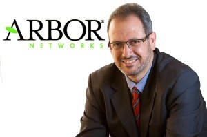 Mahmoud Samy,  Area Head, Middle East, Pakistan and Afghanistan at Arbor Networks