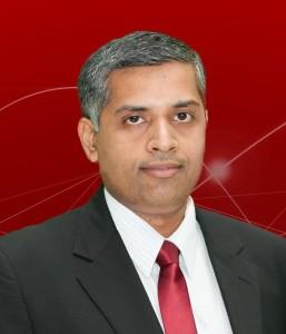 B. Ramkumar, VP of Redington Gulf's Value Division