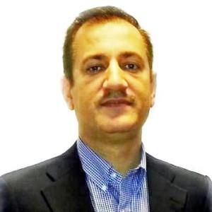 Shabbir Ahmad, Regional Sales Director - Networking, Dell, EMEA Emerging Markets.