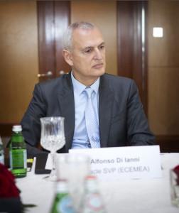 Alfonso Di Ianni Senior Vice President ECEMEA Oracle