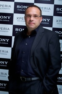 Ruediger Odenbach, Vice President, Sony Mobile Communications Middle East and Africa