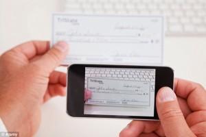 cheque deposti