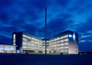 SAP Campus in Walldorf, Germany, March 09, 2007