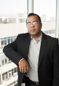 Sajith Raj, General Manager, Logicom