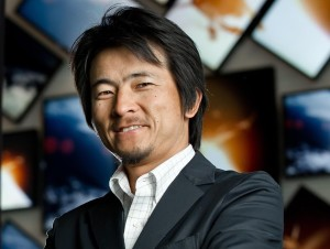 Hidenori Taguchi, Head of Marketing, B2B Products and Solutions, Sony Professional Solutions MEA