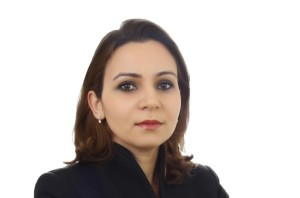 Fadia Abi Ayad, Regional Distribution Manager, Middle East, Dell