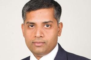 Ramkumar Balakrishnan, Senior Vice-President, Redington Gulf, Value Division