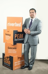 Taj El Khayat, Managing Director, Middle East, Turkey, North, West and Central Africa at Riverbed Technology