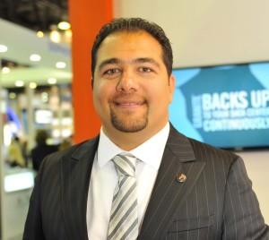 Taj ElKhayat, Managing Director, METNA, Riverbed Technologies