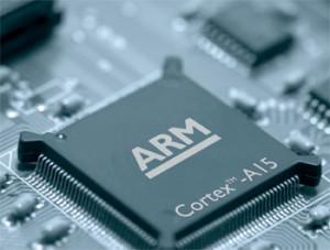 ARM-Cortex-A15-chip