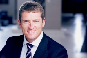 Brett Dawson, CEO, Dimension Data