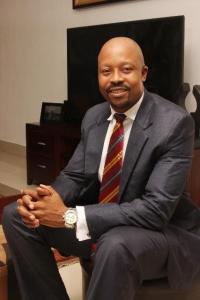 Glad Dibetso, Managing Director, Dimension Data, West Africa