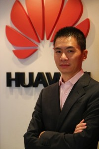 Peng Xiongji, General Manager, Huawei UAE