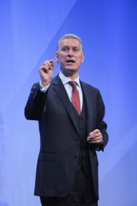 Peter Sondergaard, Senior Vice President and Global Head of Research, Gartner