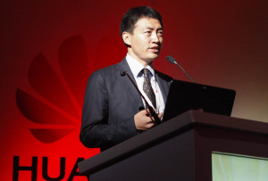 Dong Wu, President, Huawei, Enterprise Business, Middle East