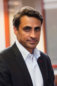 Farouk Hemraj, CEO, DISTREE Events