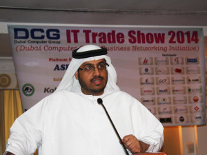 Khalaf Al Otaiba, Chairman, DCG