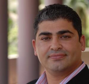 Cherif Sleiman,Regional Director, Middle East, Infoblox