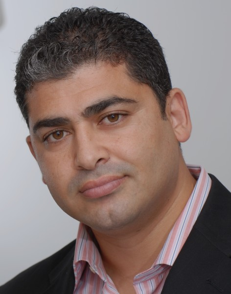 Cherif Sleiman, General Manager, Middle East, Infoblox
