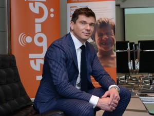 Niels van der Valk, VP Americas & EMEA Sales, Eye-Fi