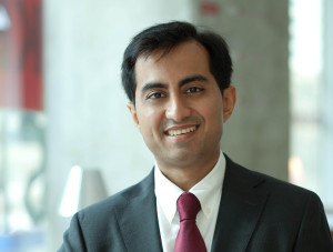 Manish Punjabi, Channel Marketing Manager, MEA, Alcatel-Lucent Enterprise