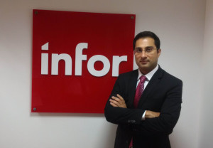 Vibhu Kapoor, Director, Partner Recruitment and Enablement, Middle East, Infor