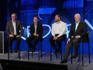 EMC world CEOs