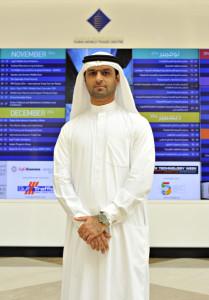 Farid Farouq, Vice President, IT, Dubai World Trade Centre