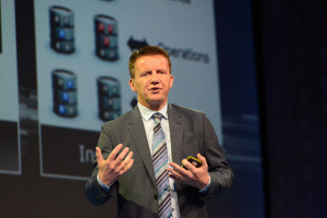 Jeremy Burton, President, Products and Marketing, EMC