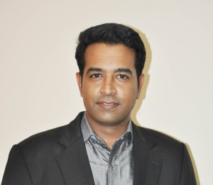 Mukil Madanan, Enterprise Account Manager, ME, Cyberoam