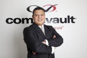 Bassam Hemdan, AVP, CommVault