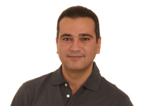Fayez Eweidat, Regional Sales Manager, MENA, Brocade