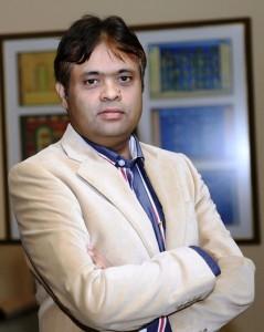 Jayant Deshpande, Director - CAD Division, Omnix International.